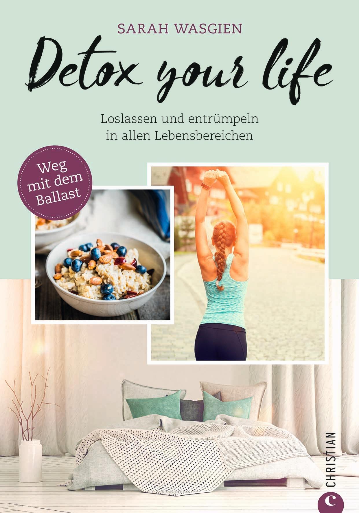 Detox Your Life – mein erstes Buch erscheint